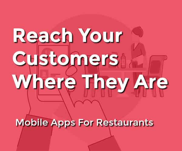 Mobile Apps For Restaurants
